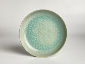 Song Dynasty – Ru Guanyao Azure Glaze Ice-Crackle Washer 宋代-汝官窑天青釉冰裂纹笔洗